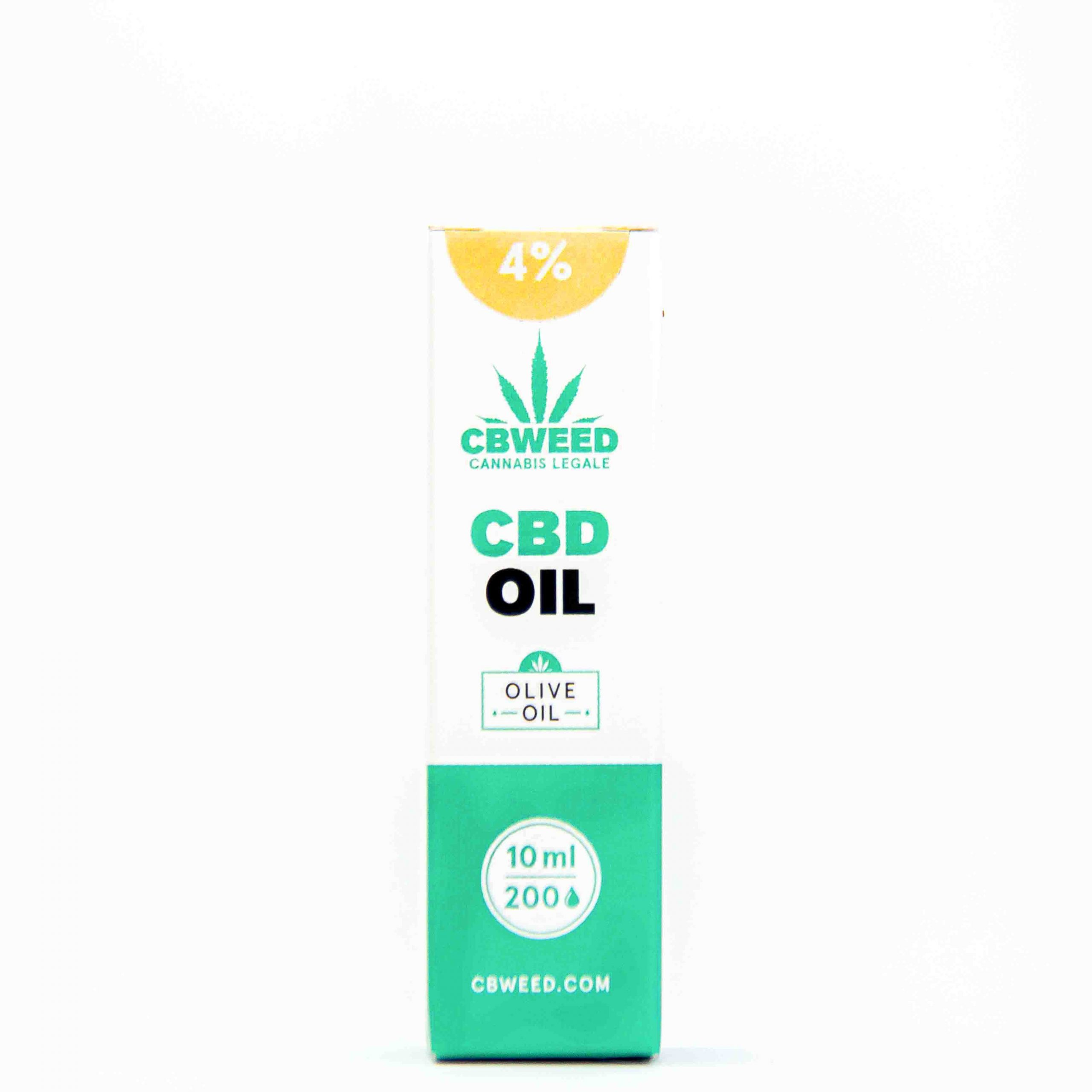 cbd oil scaled - Oliva Olio CBD 4%