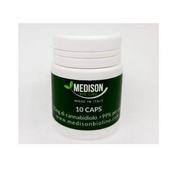 Caps al CBD – 250 mg