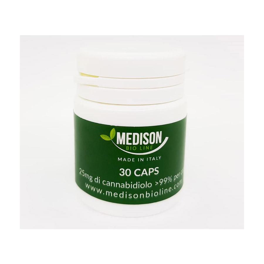 Caps al CBD – 750 mg