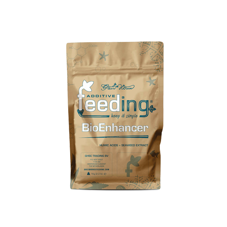 Bio Enancher - Fertilizzante Green House Seeds - Bio Enhancer - 125g