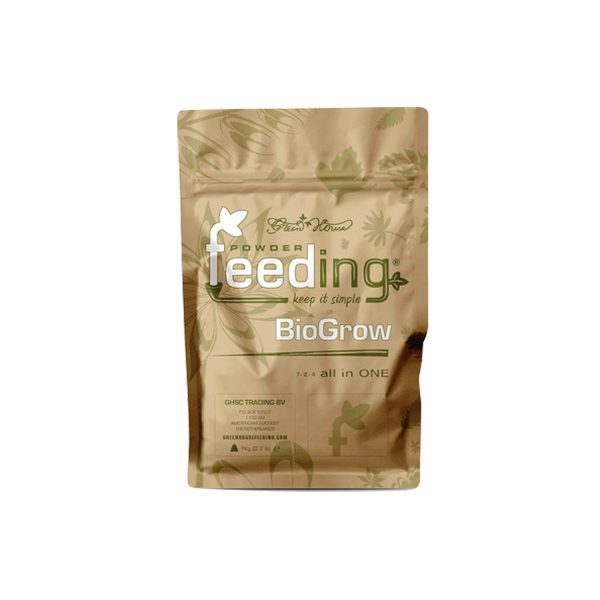 Fertilizzante Green House Seeds – Bio Grow – 125g