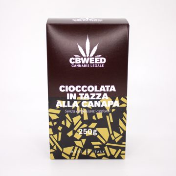 Miscela per Cioccolata Calda alla Canapa