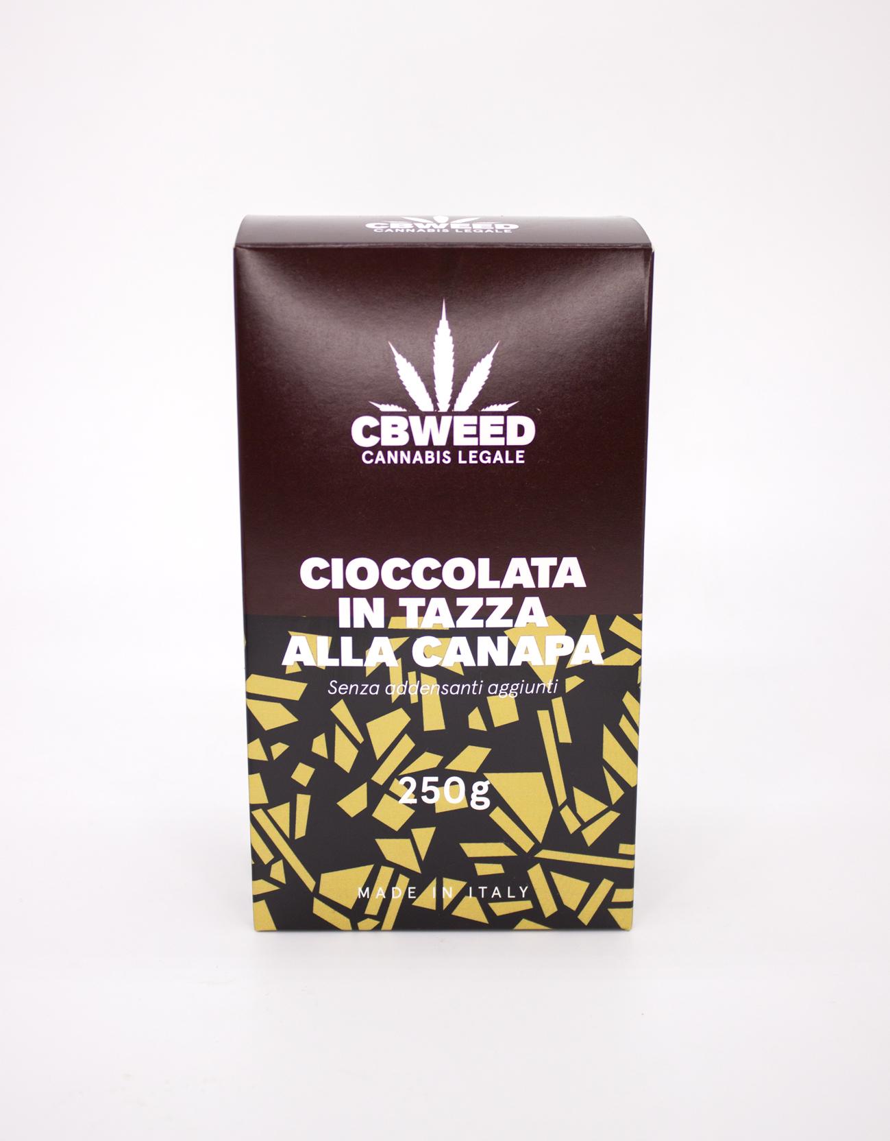 Miscela Cioccolata 02 WEB 1 - Miscela per Cioccolata Calda alla Canapa