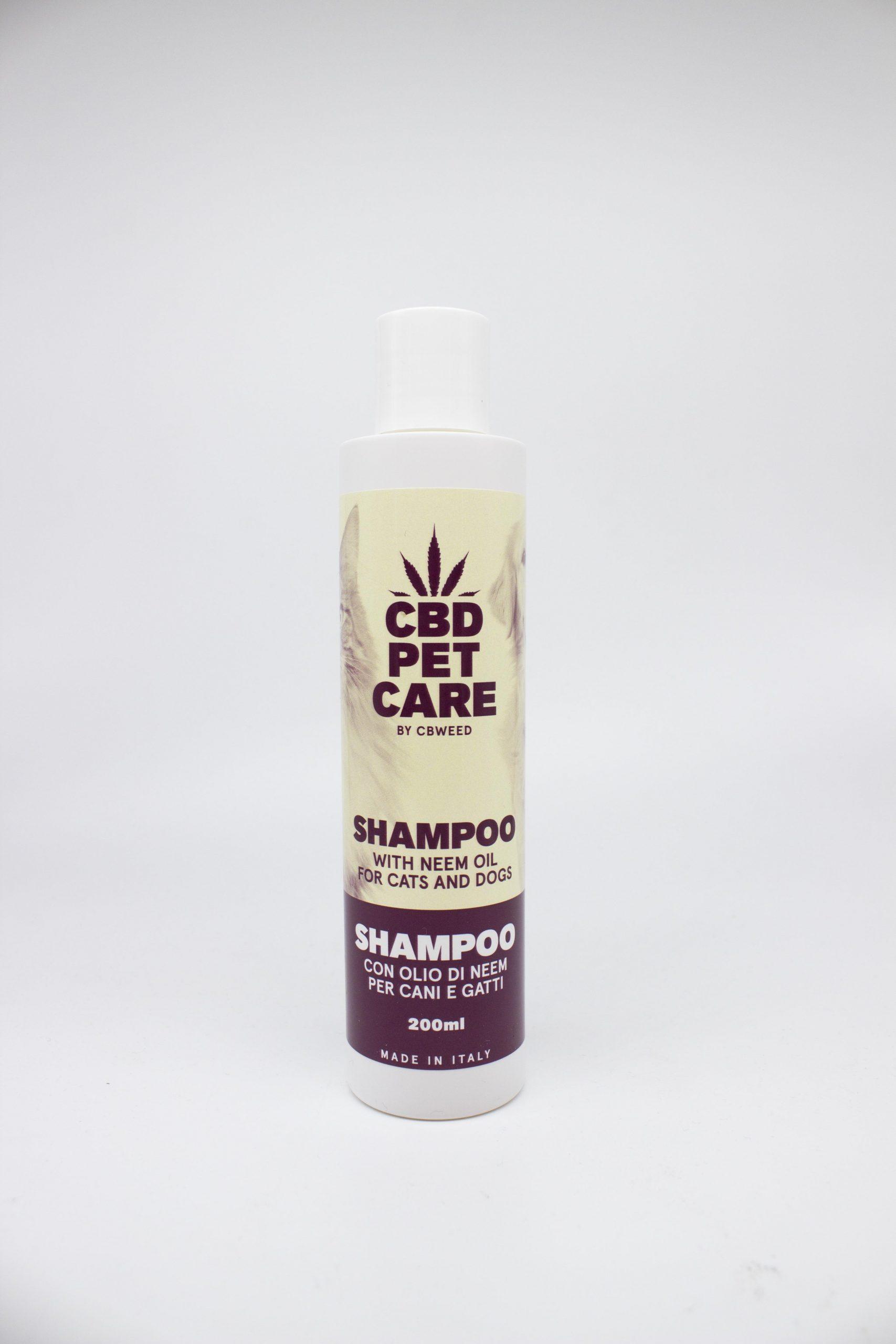 Shampoo CaniGatti 01 WEB scaled - Shampoo Cani & Gatti - 200ml