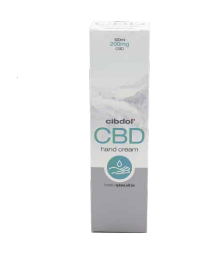 hand cream - Crema Mani CBD by CIBDOL