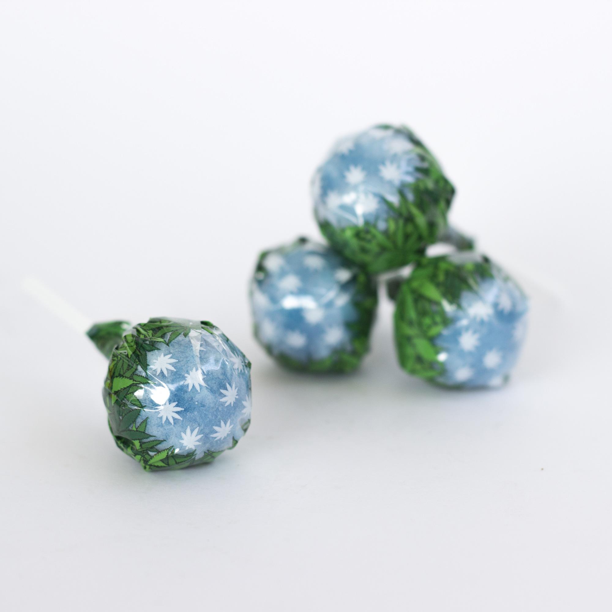 lollipop blue - Lollipop - Blueberry