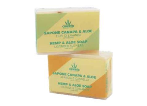 sapone - Saponetta Mani - Mango & Mandarino - 100g