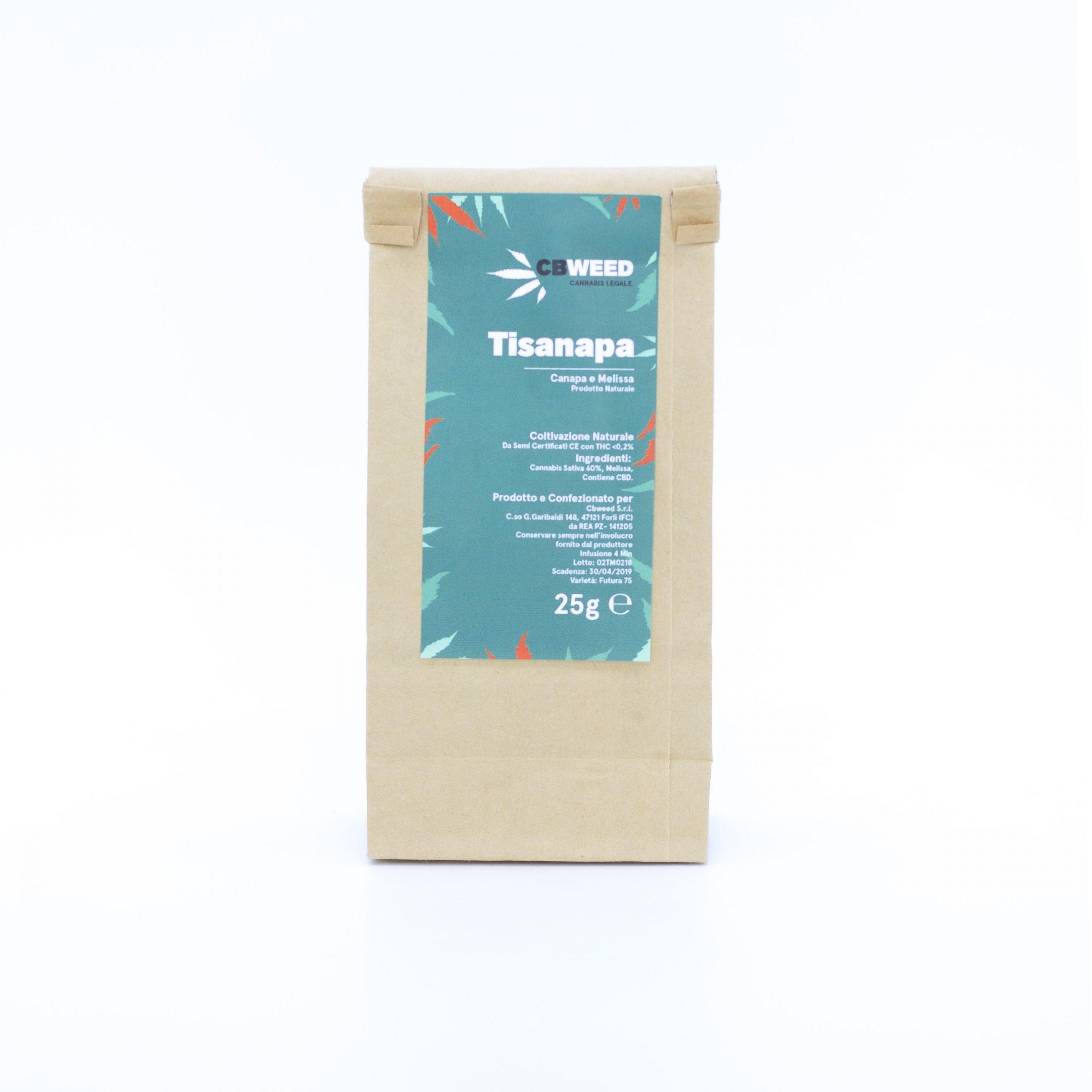 tisanapa melissa B WEB scaled - Tisanapa - Liquirizia & Limone